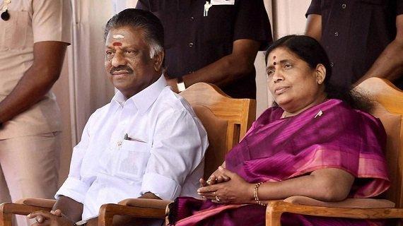 ஓபிஎஸ் மனைவி விஜயலட்சுமி மாரடைப்பால் காலமானார்!