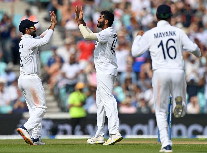 இங்கிலாந்து அணிக்கு எதிரான 4வது டெஸ்ட் கிரிக்கெட் போட்டியில் இந்திய அணி அபார வெற்றி..!