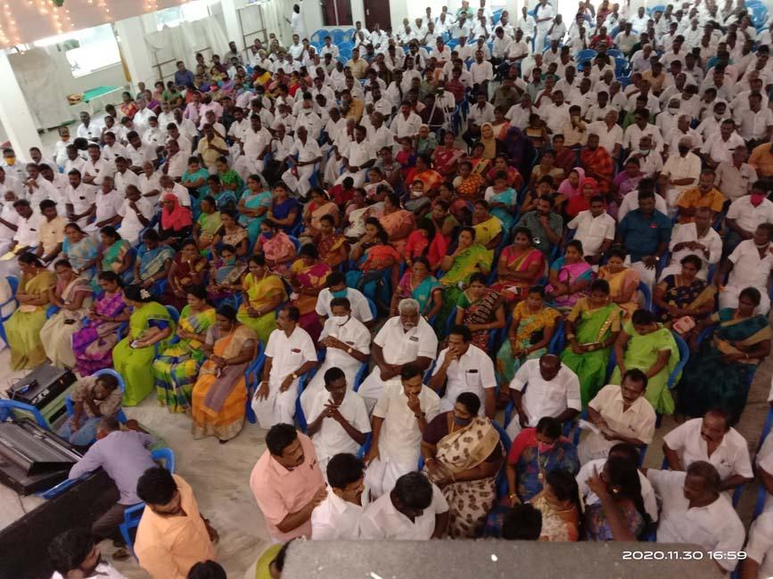 அமமுக மதுரை மாவட்ட தேர்தல் பணிகளுக்கான ஆய்வு கூட்டம்1