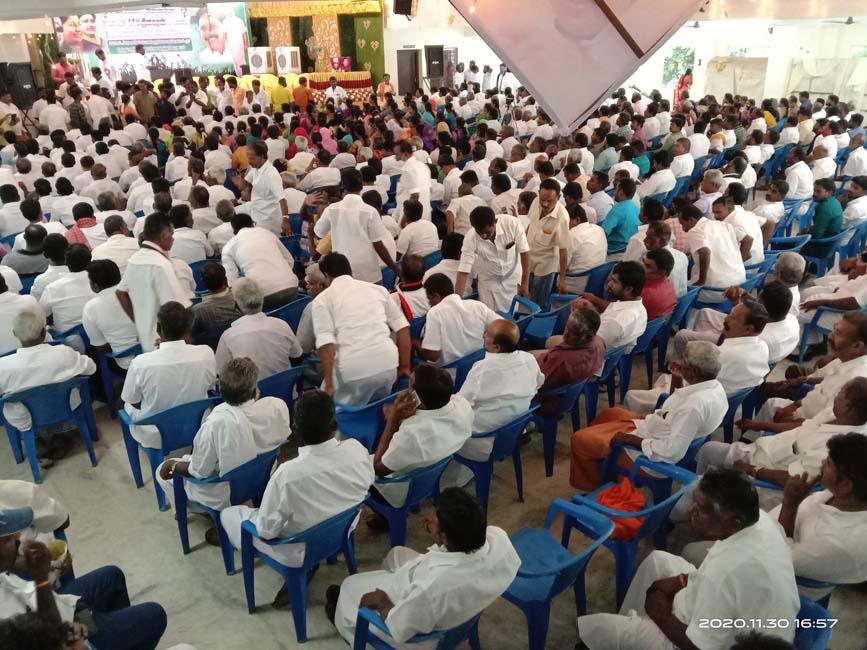 அமமுக மதுரை மாவட்ட தேர்தல் பணிகளுக்கான ஆய்வு கூட்டம்2