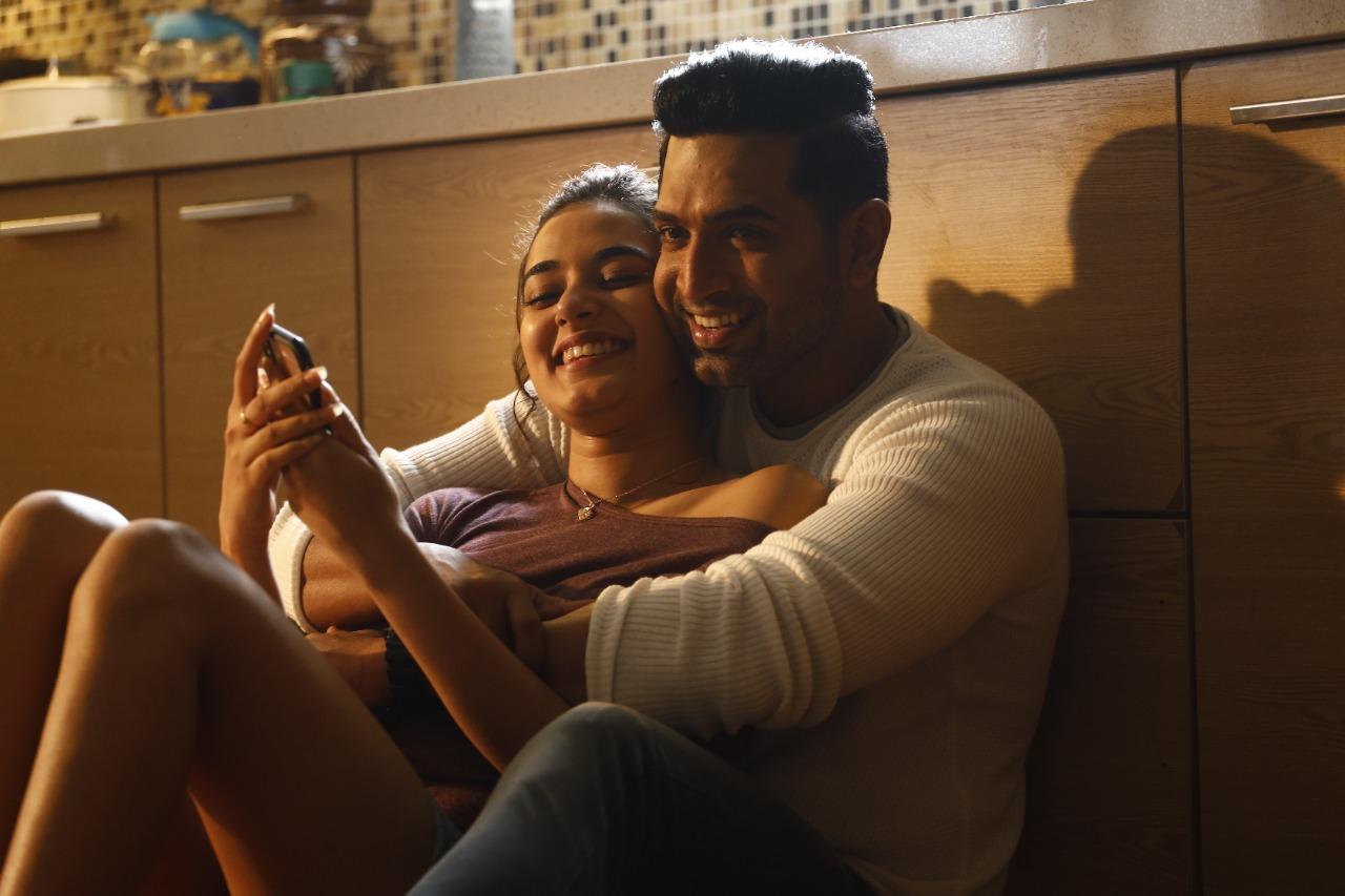 Arun Vijay In Borrder movie stills