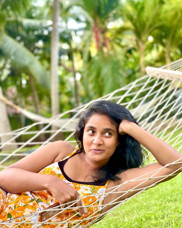 Actress Soumya Shetty Bikini Photos1