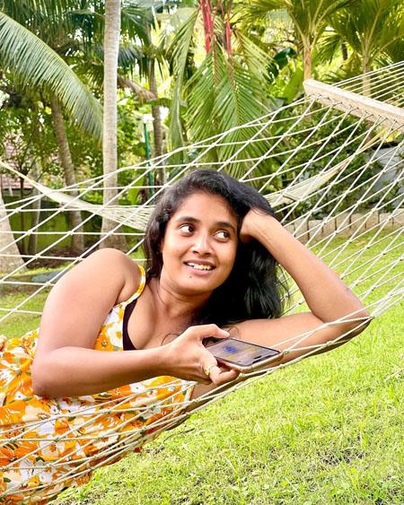 Actress Soumya Shetty Bikini Photos