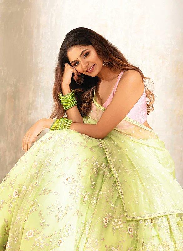 Aditi Shankar latest stills
