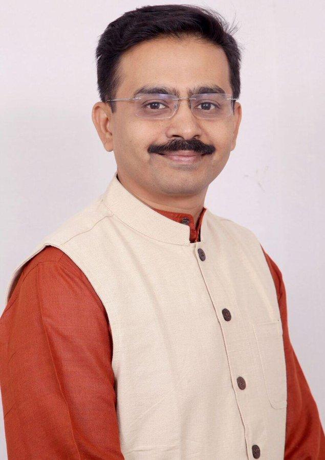 கொரோனாவுக்கு  காங்கிரஸ் எம்.பி பாலி