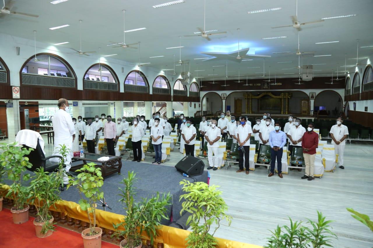 ரஜினிகாந்த் ராசைகர்களுடன் சந்திப்பு ஒரு பார்வை  2