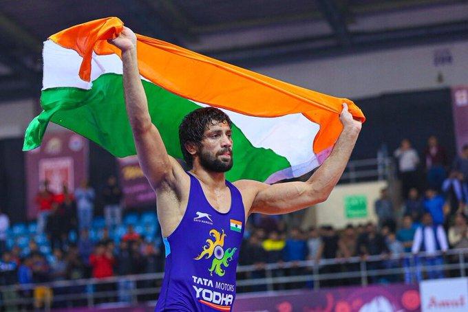 ஒலிம்பிக் மல்யுத்த இறுதிப்போட்டி வெள்ளி வென்றார் இந்திய வீரர் ரவிகுமார்!